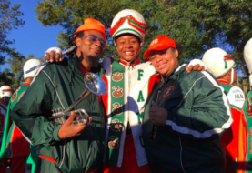 FAMU Band Announces New Drum Majors, First Female Drum Major