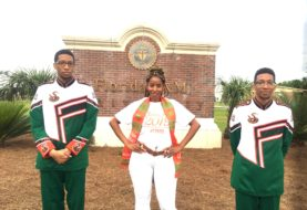 FAMU Mom of Twins Earns Graduate Degree