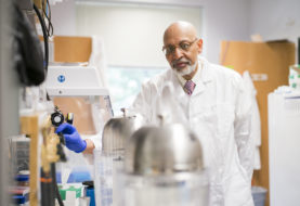 FAMU Professor Awarded National Science Foundation Excellence in Research Grant